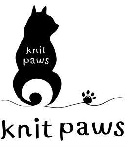 ニットパウス knit-pawsのロゴ